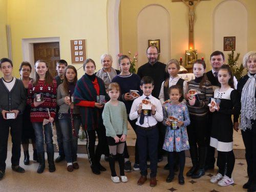 «Звуки светлого Рождества» – концерт учащихся и преподавателей музыкальной школы в римско-католическом храме
