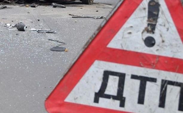 В результате ДТП в центре Новочеркасска пострадал скутерист