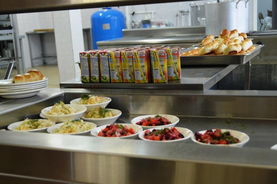 питание в школах Новочеркасска