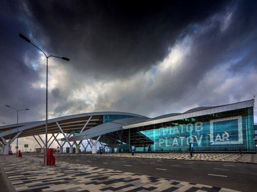 Аэропорт Платов получил премию «Воздушные ворота»