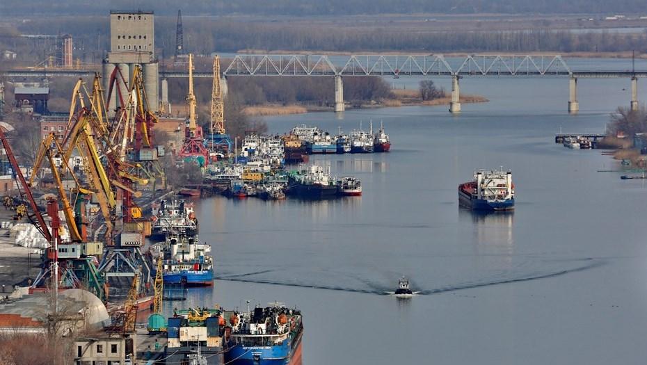 Губернатор РО инициировал отказ от поставок иностранных судов в пользу Донского судостроения
