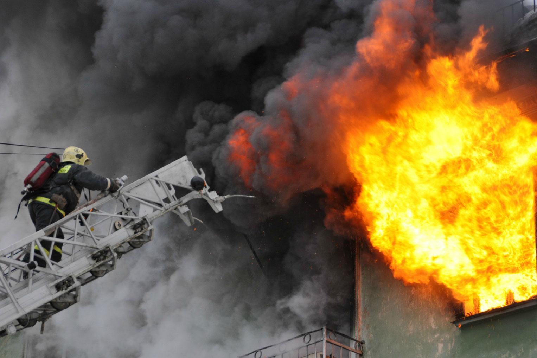 В Новочеркасске за четыре дня произошло три пожара, есть погибшие
