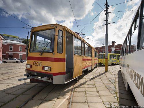 Движение трамваев в Новочеркасске возобновится 1 февраля