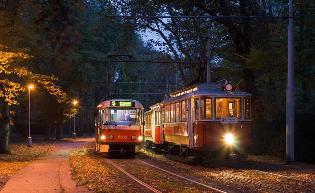Ремонт трамвайных путей в Новочеркасске может завершиться в ближайшие сутки