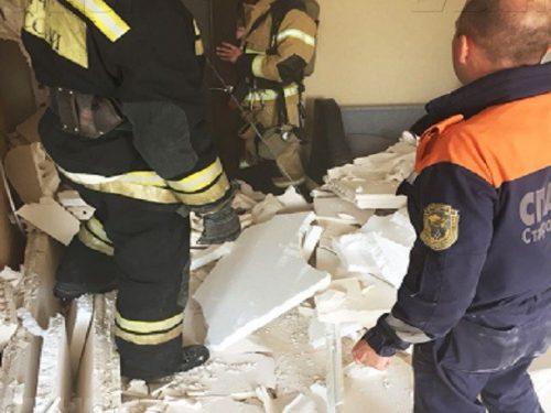 В одном из жилых домов Новочеркасска прогремел взрыв