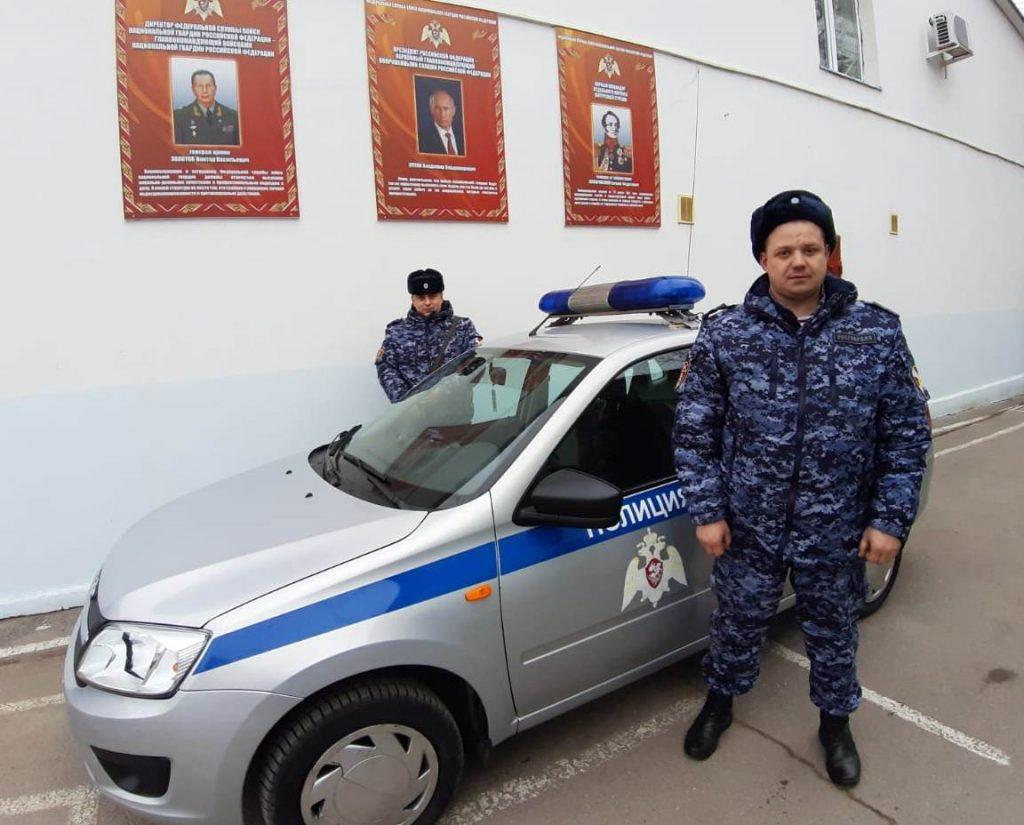 Сотрудники Ростовского Управления Вневедомственной охраны задержали рецидивиста