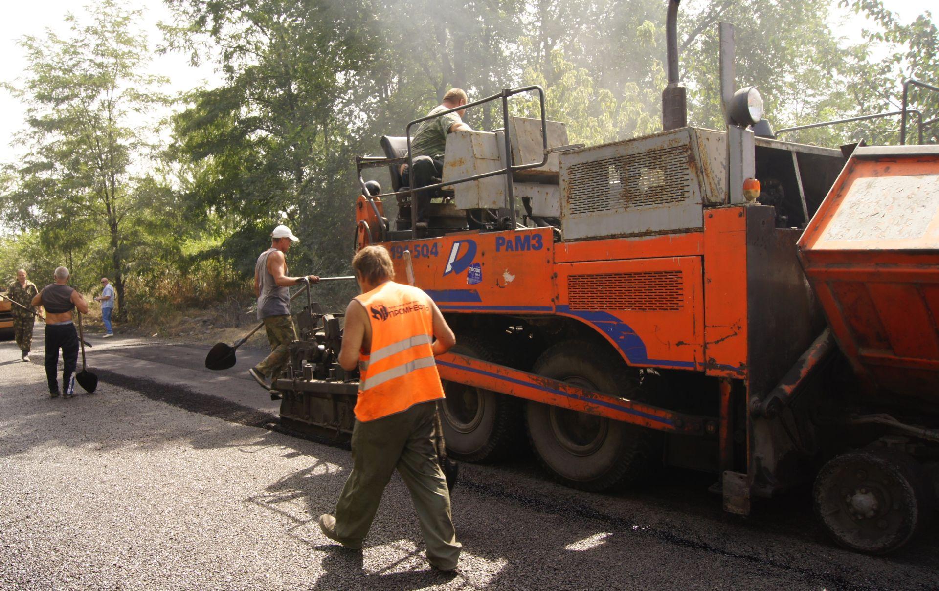Теперь оплачивать ремонт региональных дорог Минтранс будет только после выполнения всех работ по контракту