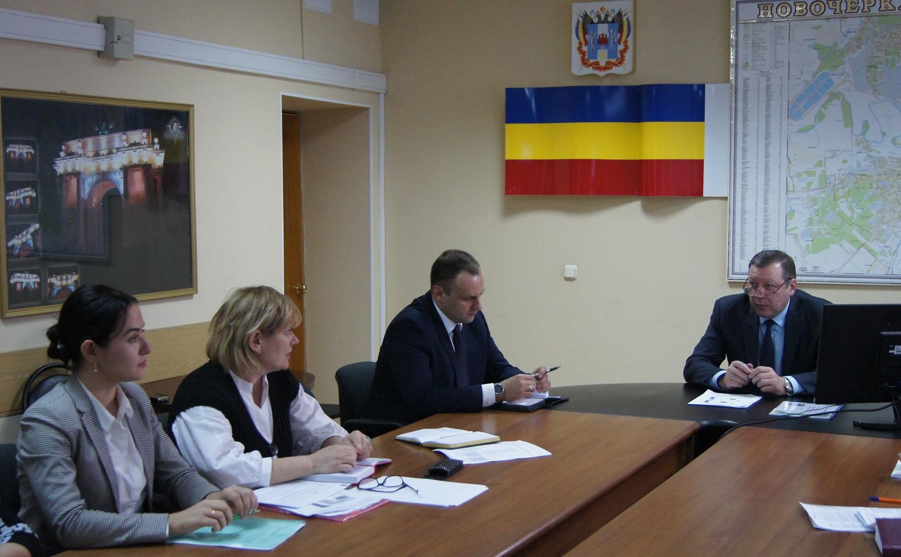 Управление труда и социального развития администрации Новочеркасска подвело итоги работы за 2018 год
