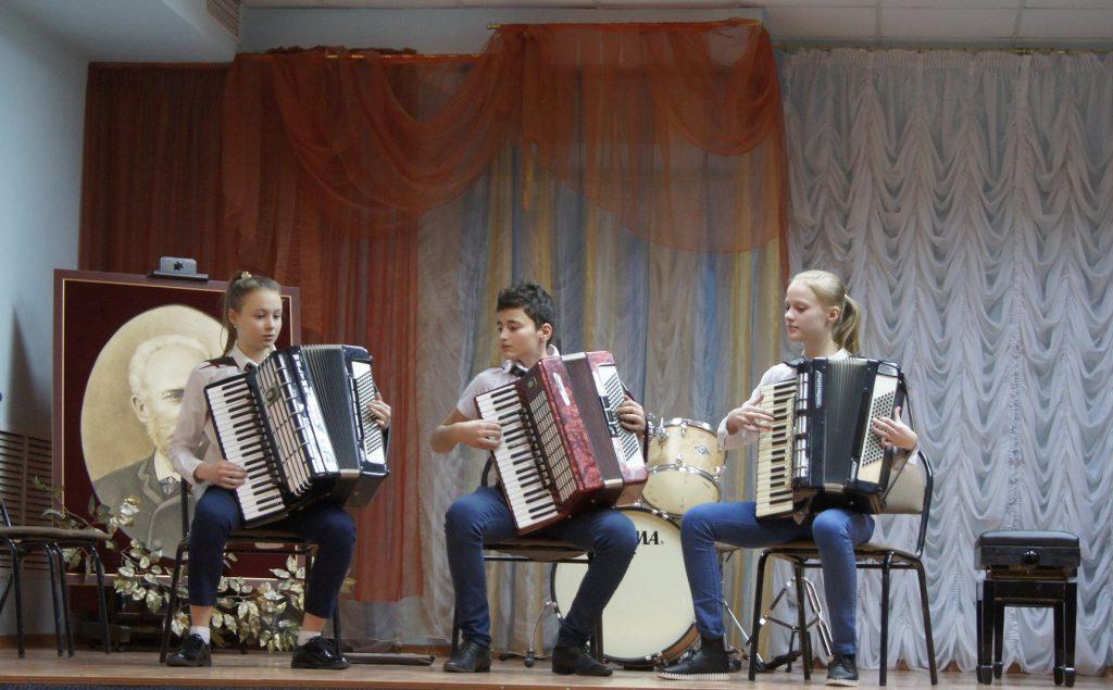 В музыкальной школе прошёл традиционный фестиваль ансамблевой музыки
