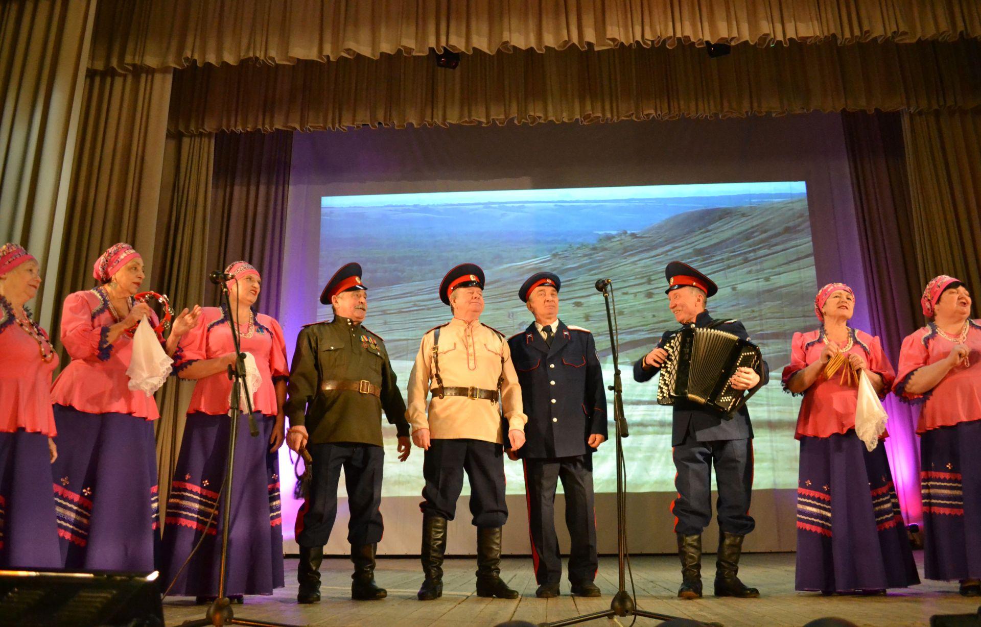 На Донском торжественно открыли Год народного творчества