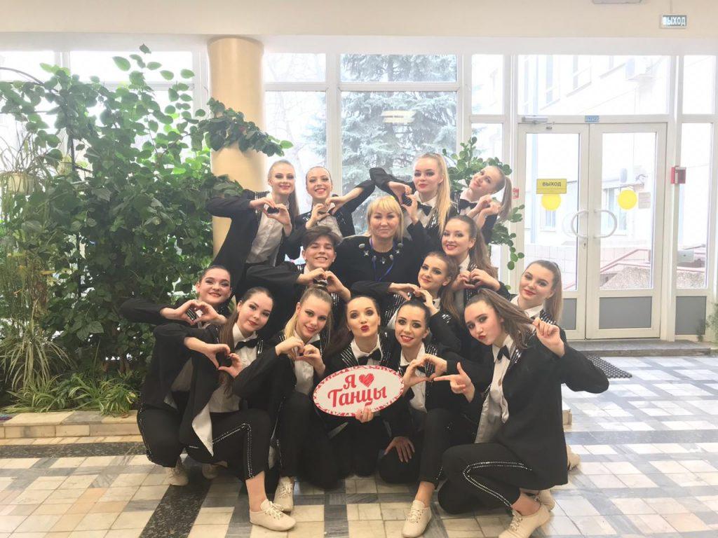 «Аделаида» взяла Гран-при хореографического конкурса «Танцующий февраль»