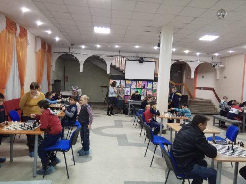 «Ход Конем» –  в Новочеркасске состоялся городской шахматный турнир образовательных учреждений