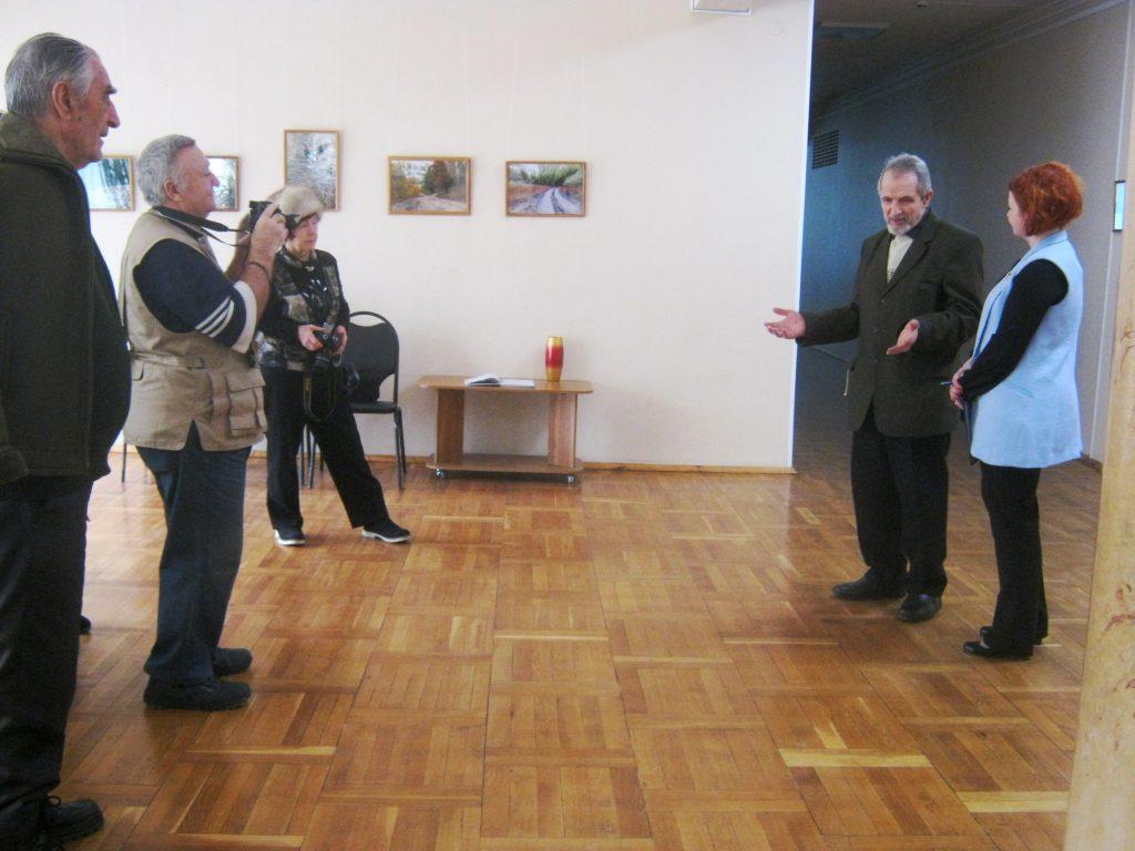Персональная выставка фоторабот Александра Субботина открылась в Новочеркасске