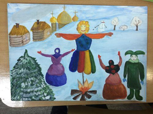 Новочеркасские школьники стали участниками Всероссийского изобразительного диктанта
