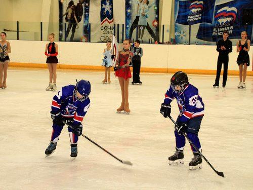 В канун Дня зимних видов спорта в Новочеркасске награждены юные спортсмены