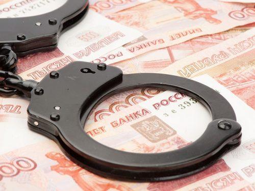 До шести лет колонии грозит главному госинспектору труда за взятку