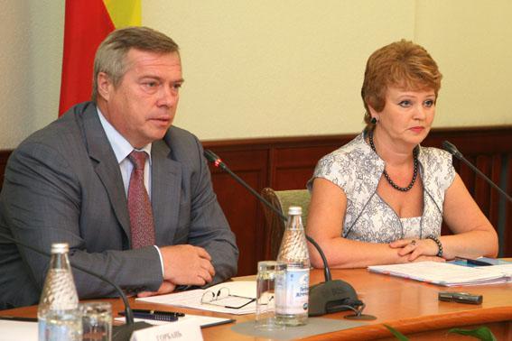 Принят закон о бюджете Ростовской области