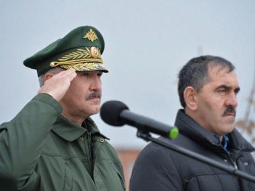 Начальником штаба Южного военного округа назначен генерал-лейтенант Сергей Кузовлев