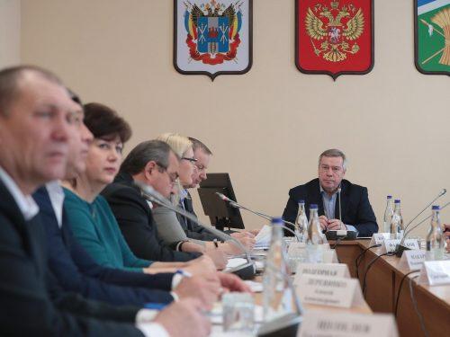 Губернатор РО заявил о необходимости развития проекта «Культура»