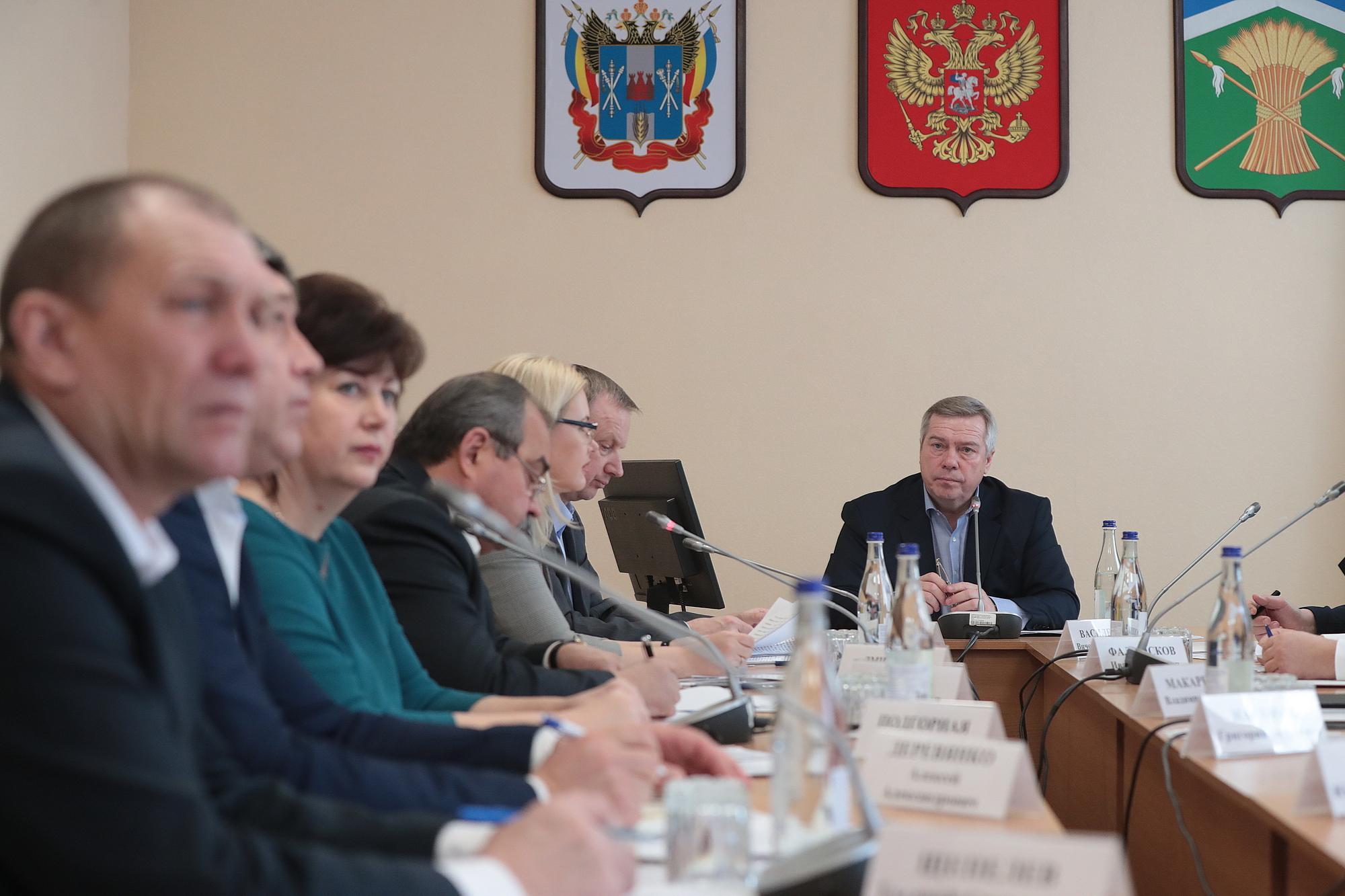 """Губернатор РО заявил о необходимости развития проекта """"Культура"""""""