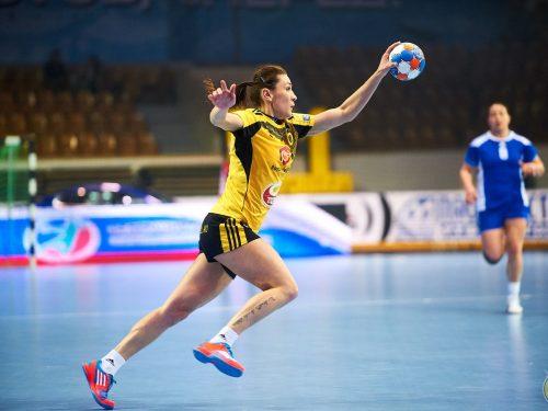 Новочеркасские гандболистки одержали победу на региональных состязаниях