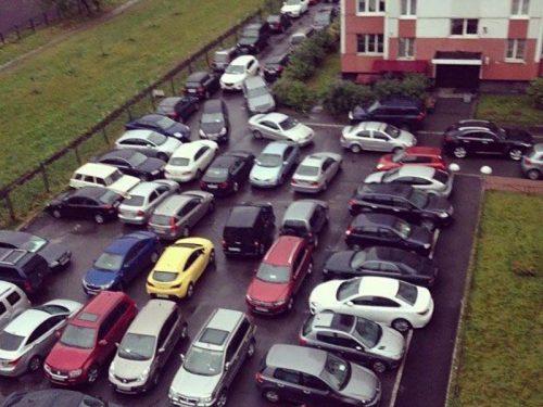В Новочеркасске рассмотрят возможность создания парковочных зон