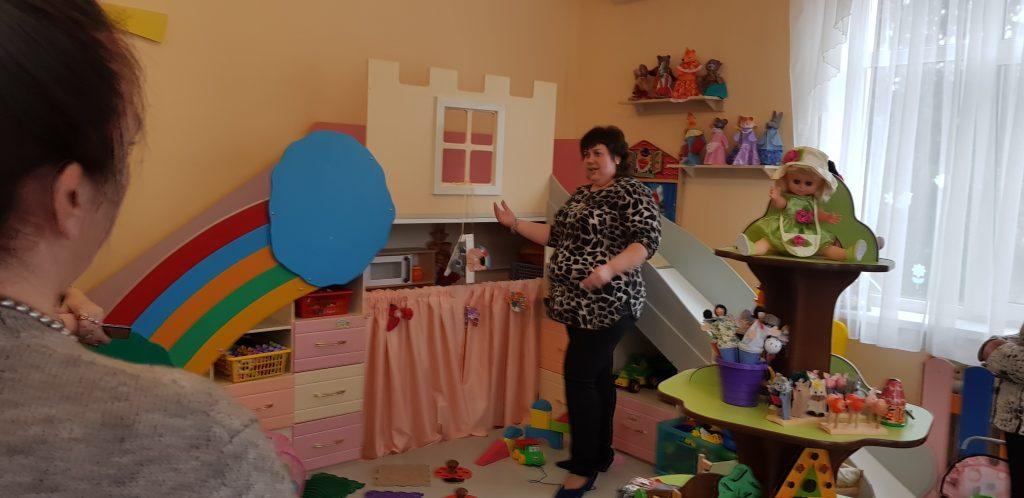 Специалисты дошкольного образования Новочеркасска внедряют программу «Теремок» для детей до трёх лет