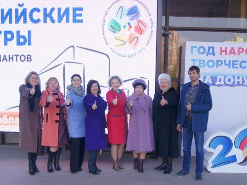 Работники культуры и искусства принимали поздравления с профессиональным праздником