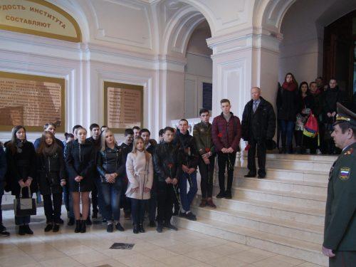 В Новочеркасске почтили память Героя Советского Союза Алексея Кортунова