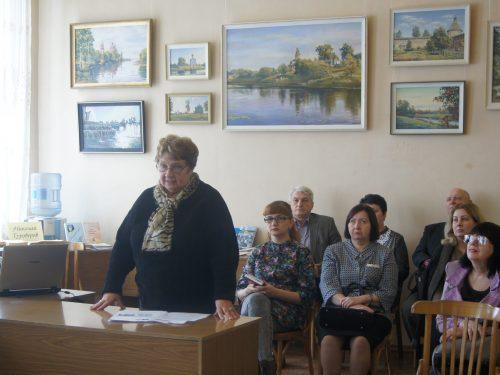 Областная краеведческая конференция, приуроченная к 120-летию со дня рождения поэта Николая Туроверова, состоялась в Новочеркасске