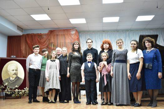 Концерт в казачьей столице дали одарённые дети Таганрога