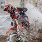 Новочеркассцы победили на областных соревнованиях по мотоспорту
