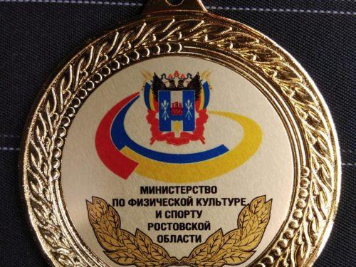 Новочеркасские волейболисты победили на Спортивных юношеских играх Дона 2019