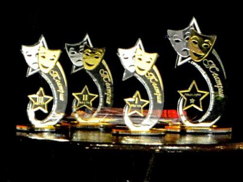 Юные артисты театра Комиссаржевской взяли Гран-при на городском фестивале