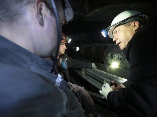 Депутаты госдумы приняли закон о социальной поддержке горняков-пенсионеров