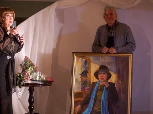 В Новочеркасске прошла встреча с заслуженной артисткой Валентиной Иванковой