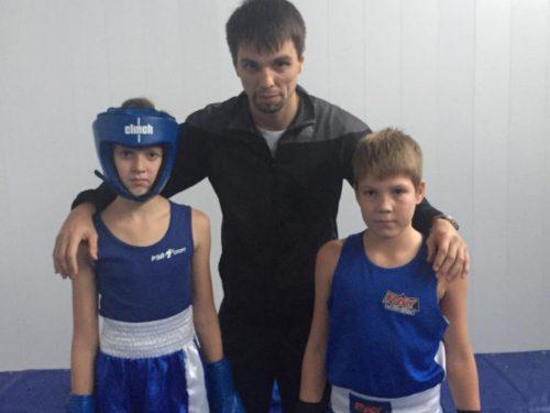 Новочеркассцы одержали победу на областном турнире по боксу