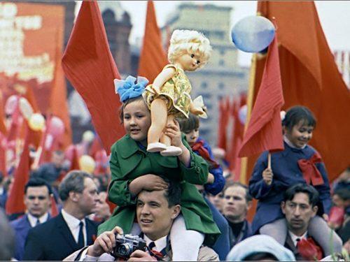 Новочеркассцев пригласили к участию в первомайских торжествах