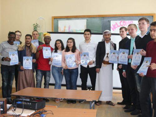 Студенты-иностранцы выступили в Новочеркасске на научной конференции