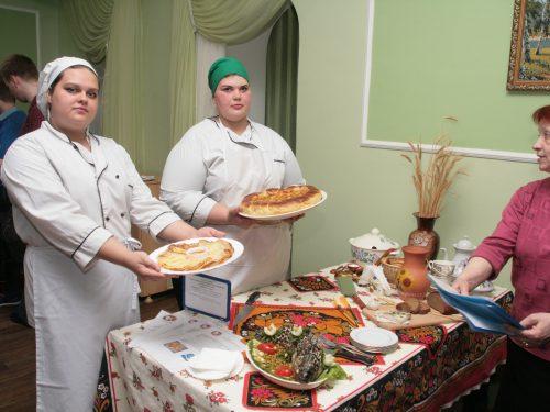 В Новочеркасске провели III городской гастрономический фестиваль