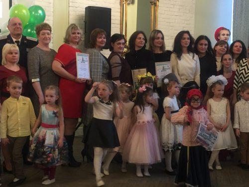 Более 200 взрослых и детей получили подарки по итогам городского конкурса  «Лучший утренник в детском саду»