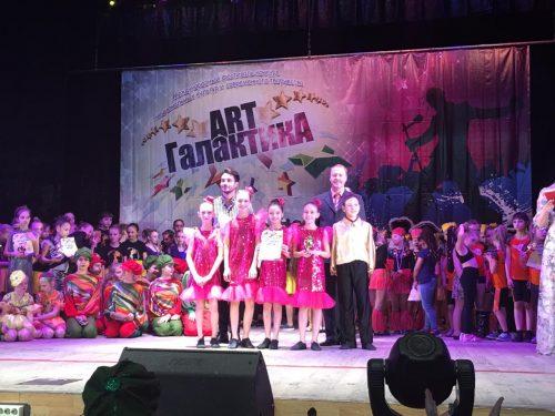Март принёс учащимся Детской школы искусств микрорайона Молодёжный более 80 конкурсных наград
