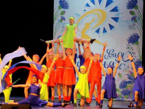 Танцующая «Саманта» вновь среди победителей