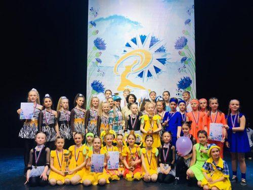 Новочеркасские танцоры стали лучшими на Всероссийском конкурсе «Васильковая страна»