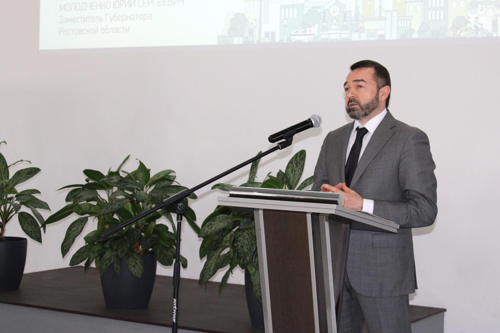 Дискуссию по реализации национальных проектов в Ростовской области провели молодые парламентарии