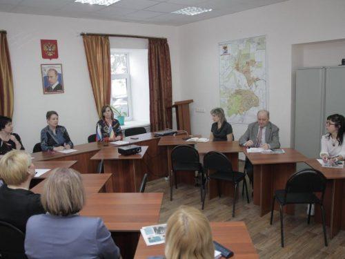 В Общественной палате Новочеркасска обсудили реализацию нацпроекта «Образование»
