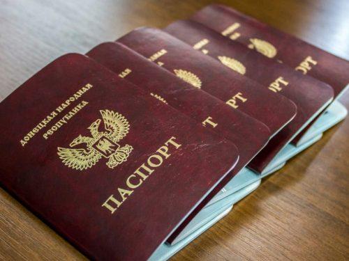 На Дону одобрили указ президента о получении паспортов РФ жителями Республик Донбасса