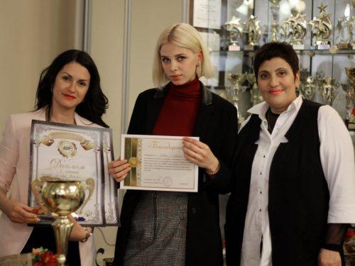 Новочеркасские парикмахеры взяли 16 золотых медалей на всероссийском чемпионате