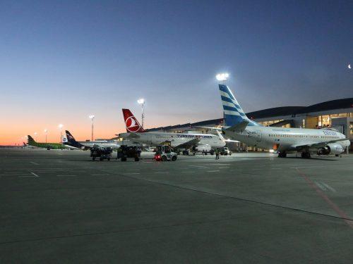 Из аэропорта Платов возобновляются рейсы в Салоники