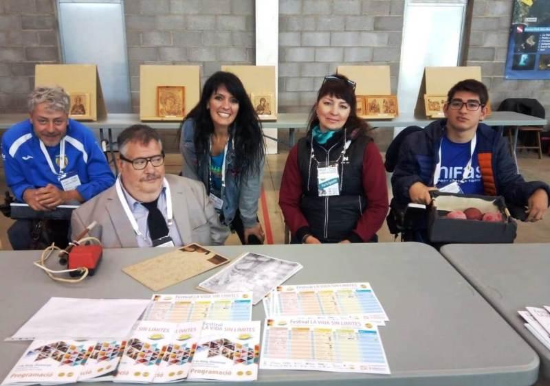 Новочеркасец Виктор Бабарыкин принял участие в Международном фестивале «Жизнь без границ»